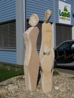 Landi Skulptur