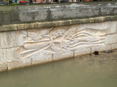 """ESAG"" Relief am Lyssbach"