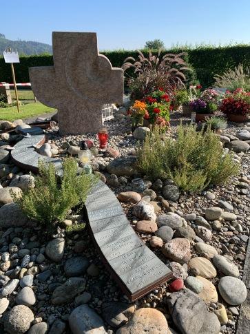 Friedhof Diessbach Gemeinschaftsgrab